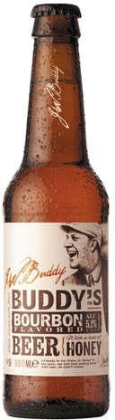 Buddy's Bourbon Flavoured Beer