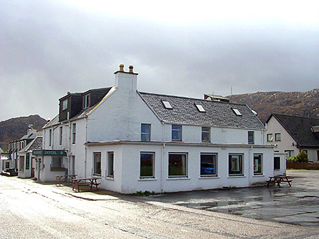 The Poolewe Hotel will be refurbished.