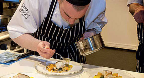 Cooking up a storm: Scottish chefs beat rivals from England, Wales and the US.
